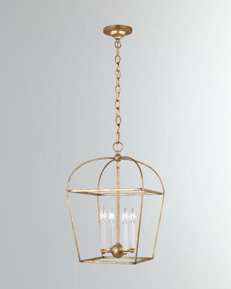 C&M by Chapman and Myers Stonington 4-Light Lantern
