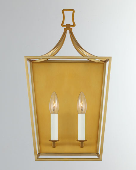 Southold 2-Light Wall Sconce