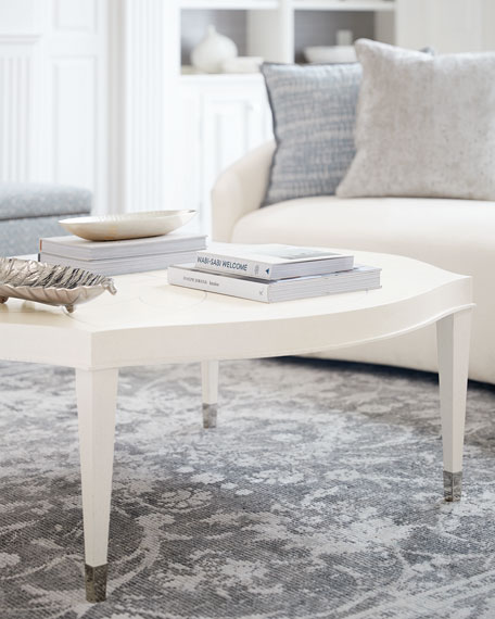 Calista Round Coffee Table