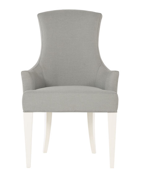 Calista Upholstered Arm Chair