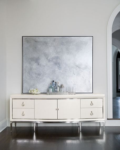 Bernhardt Calista Entertainment Console