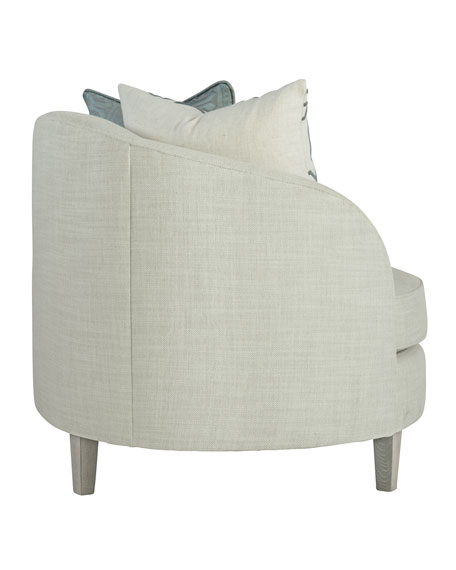 Lorient Dove Right Arm Chaise