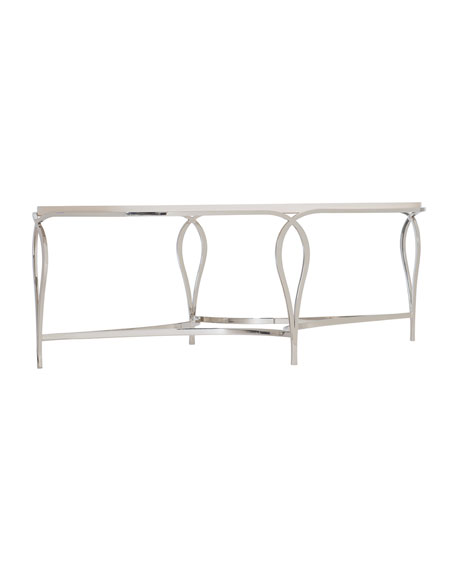 Calista Oval Coffee Table