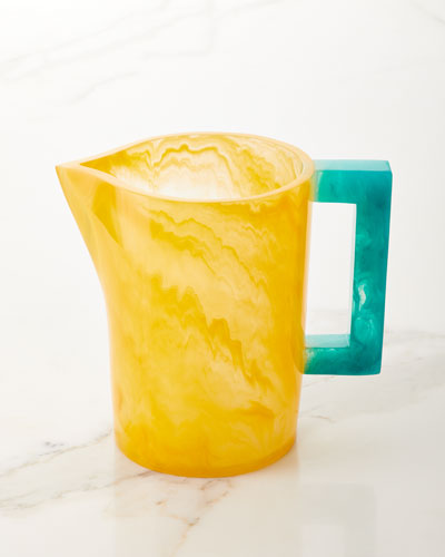 Pearls Pitcher
