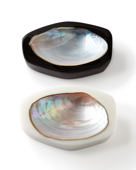 Small Caviar Dishes, Set of 2
