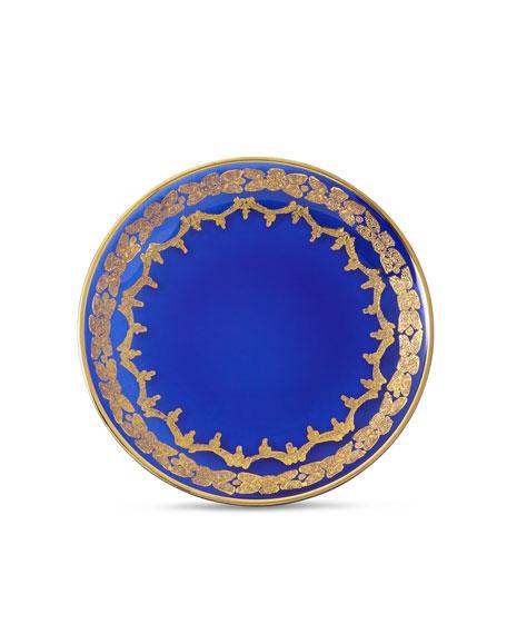 Exclusive Blue Oro Bello Bread & Butter Plates,