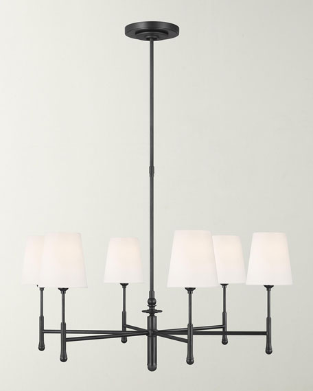 Capri 6-Light Chandelier