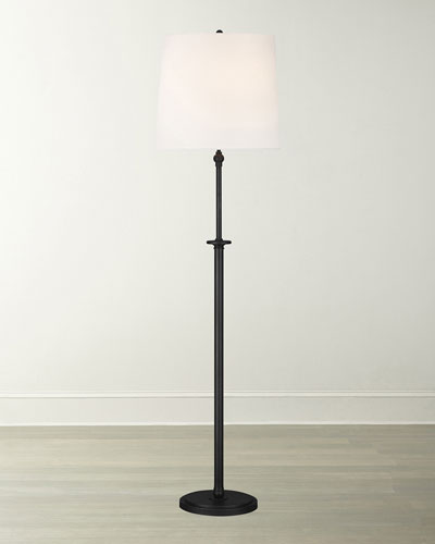 Capri 2-Light Floor Lamp