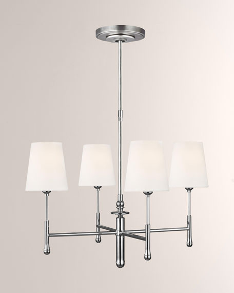 Capri 4-Light Chandelier