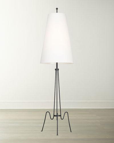 Mabel 1-Light Floor Lamp