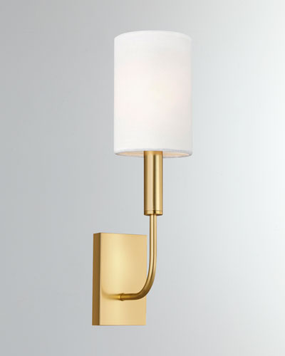Brianna 1-Light Wall Sconce