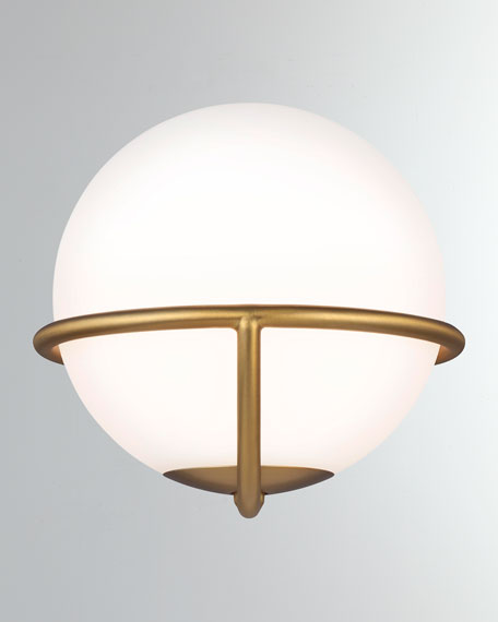 Apollo 1-Light Wall Sconce