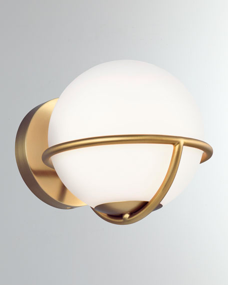 ED Ellen DeGeneres Apollo 1-Light Wall Sconce