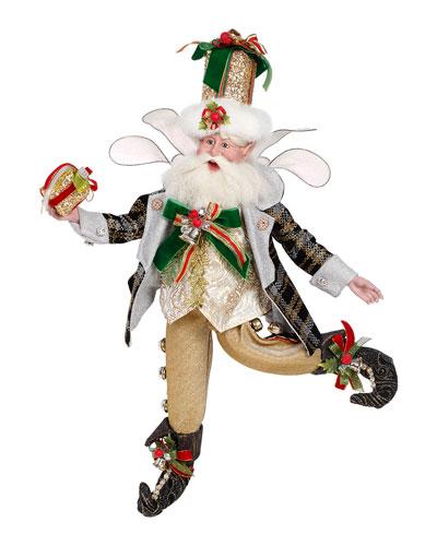 Gifted Fairy Holiday Decor