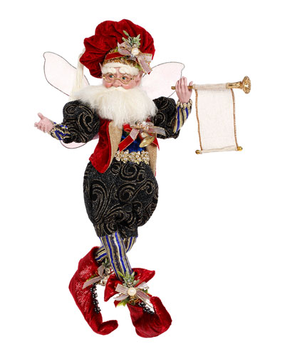 Glad Tidings Holiday Fairy