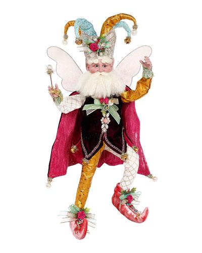 Harlequin Holiday Fairy