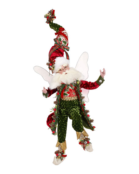 Kris Kringle Christmas Fairy