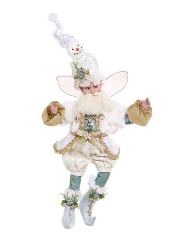 Snowman Fairy