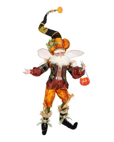 Jack-o'-Lantern Halloween Fairy