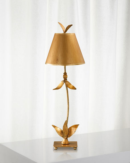 Red Bell Table Lamp