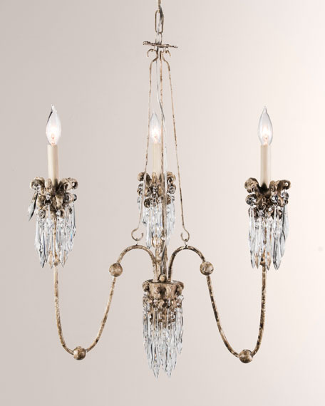Venetian 3-Light Chandelier