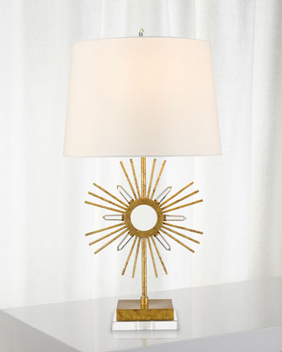 Sun King Table Lamp