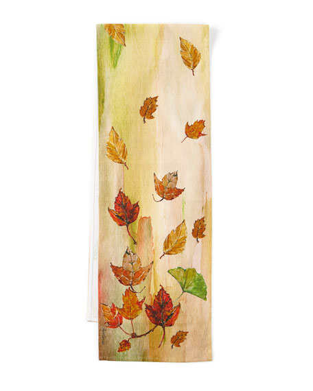 "Autumn Leaves 72"" Runner"