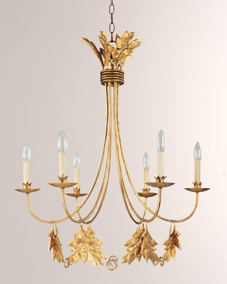 Sweet Olive 6-Light Chandelier