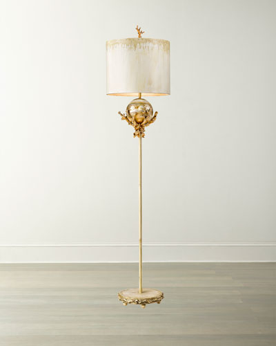 Trellis Floor Lamp
