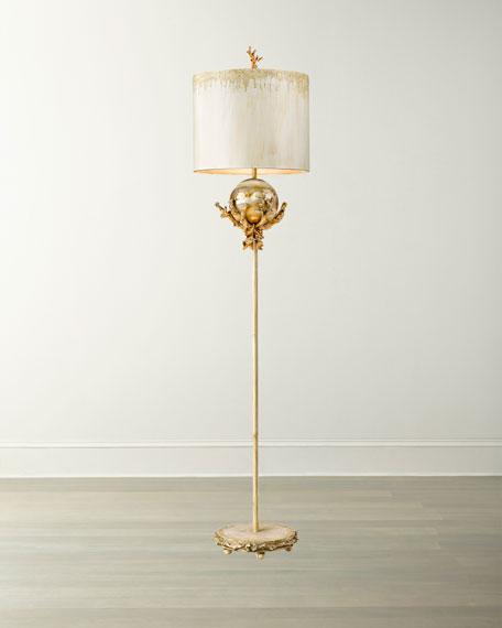 Trellis Floor Lamp
