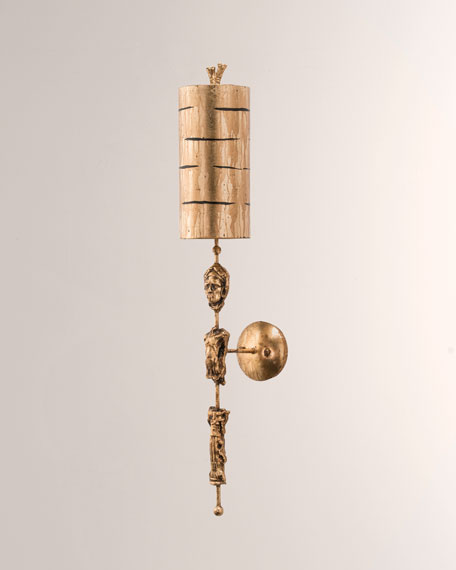 Fragment Gold Sconce