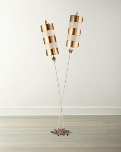 Nettle Luxe Floor Lamp