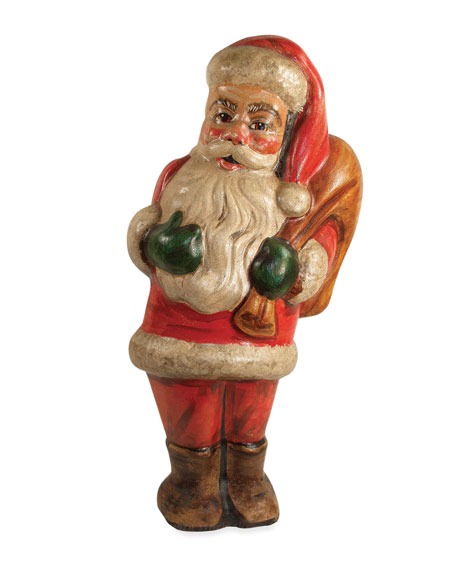 Large Window Santa Figurine