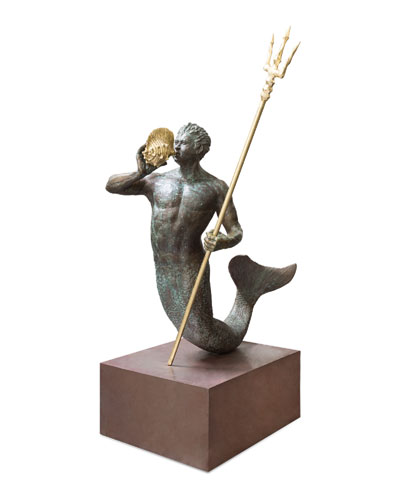 Triton Sculpture  Limited Edition of 5