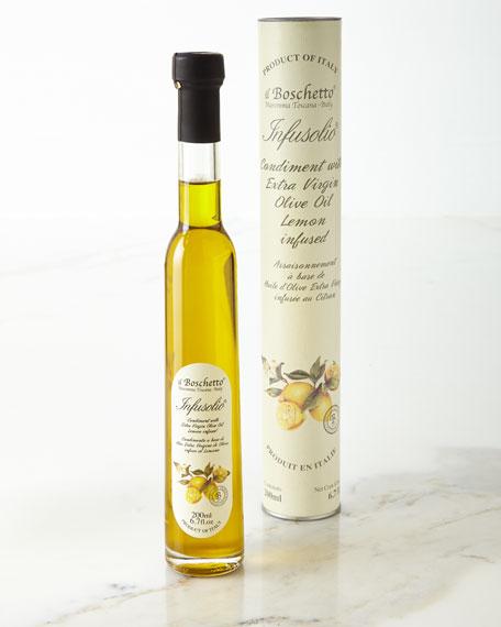 Il Boschetto Lemon Infused Extra Virgin Olive Oil,