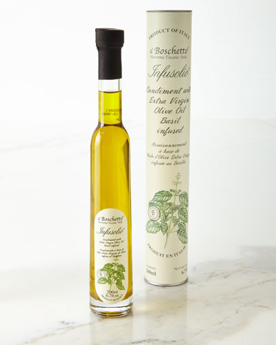 Basil Infused Extra Virgin Olive Oil  200 mL