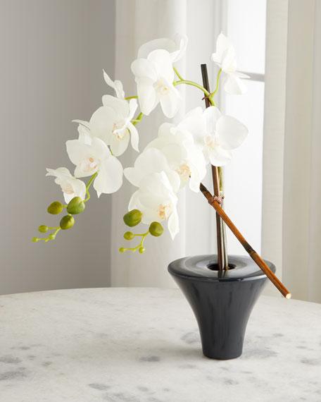 Zen Orchids Floral Arrangement
