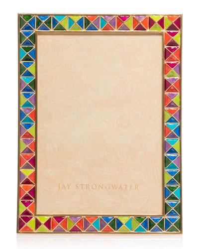 Rainbow Pyramid Frame  5 x 7