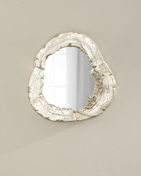 Jamie Young Organic Shape Small Mirror