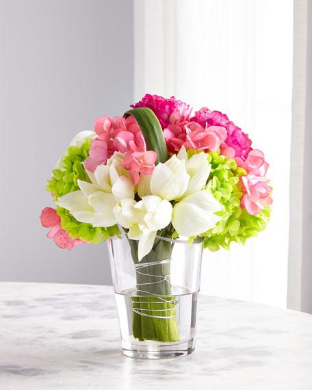 John-Richard Collection Amour Affair Floral Arrangement