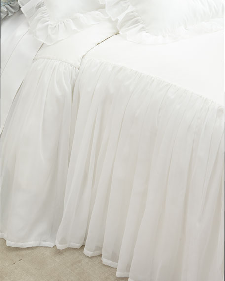 Carolina King Skirted Coverlet