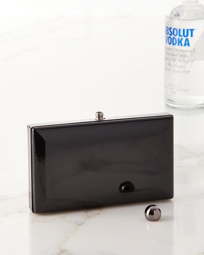 VIP Black Incognito Clutch Flask