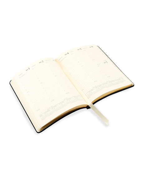 Personalized 2020 Desk Diary