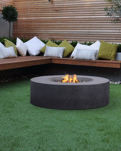 Genesis Fire Table - Natural Gas