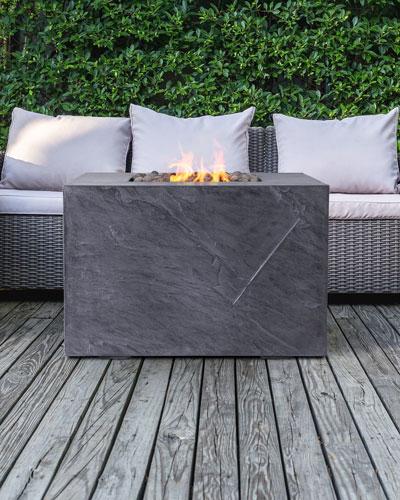 Caballo Fire Table  Natural Gas