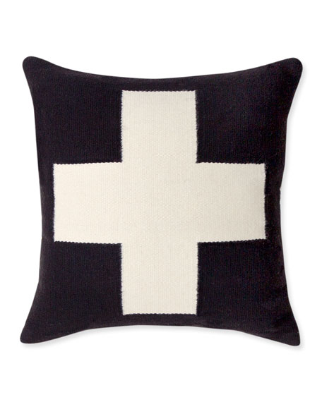 Pop Cross Pillow