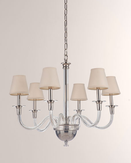 Deran 6-Light Chandelier