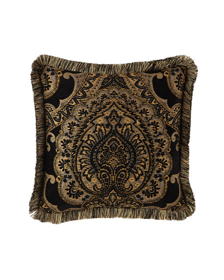 "Valour Pillow, 20""Sq."