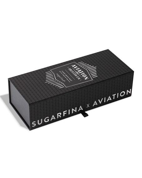 Aviation Gin 3-Piece Candy Bento Box
