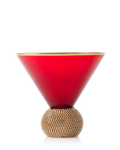 Bling Martini Glass